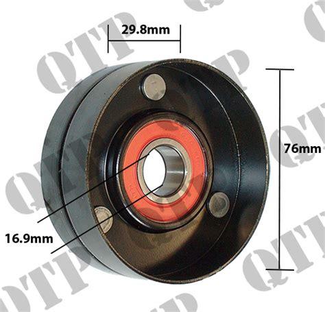 Mitsuboshi Fan Belt B 78 pulley fan belt tensioner ford 40 s clifford s tractor parts