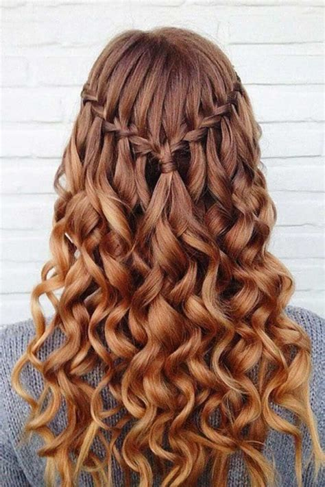 hairstyles for 18th birthday party 20 stylish 18th birthday hairstyles 2017 for parties