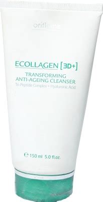 Ecollagen 3d Intensive Anti Wrinkle Treatment Mask Oriflame oriflame ecollagen 3d transforming anti ageing cleanser 150 ml available at flipkart for rs 890