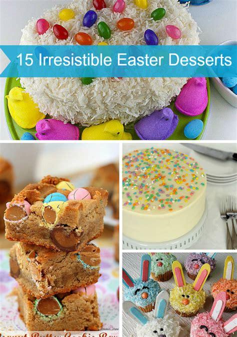 easter desserts 15 irresistible easter desserts afropolitan