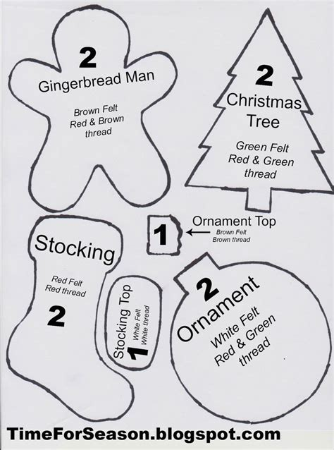 felt ornament templates 25 best ideas about felt ornaments patterns on