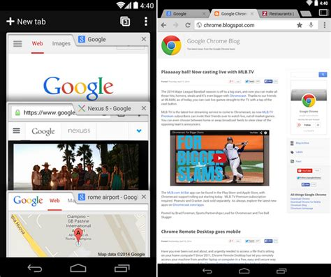 chrome browser for android 7 fastest android browser apps of 2014