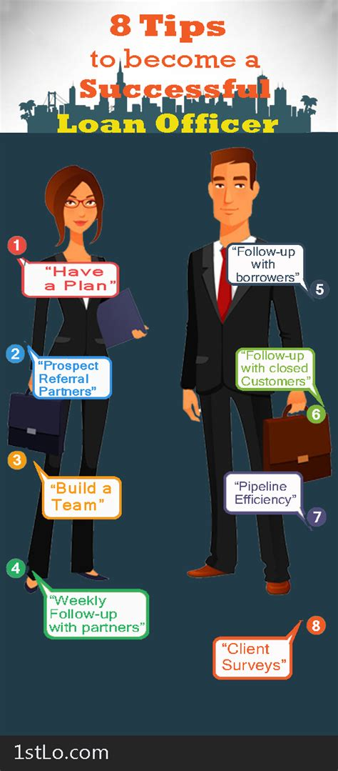 admin loan officer professional tips