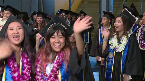 Uci Mba Graduation 2017 by Uci Paul Merage School Of Business Commencement