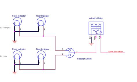 led indicator light wiring diagram led free engine image