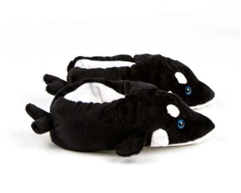 killer slippers killer whale slippers orca slippers whale slippers for