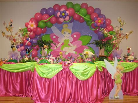 Tinkerbell Decorations tinkerbell balloon decorations favors ideas