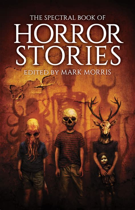 the book splash horror story books the spectral book of horror stories ed morris book