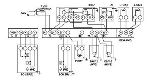 danfoss bem 4000 boiler energy manager heater service