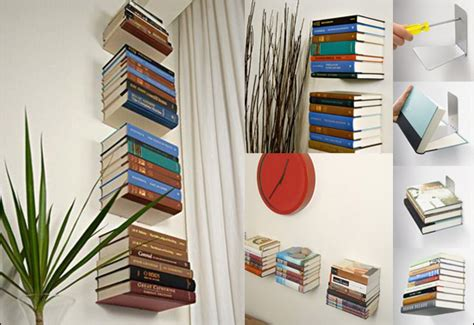 the invisible bookshelf www teebooks umbra