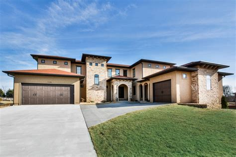 new home construction santa fe style homes in tucson az santa fe style custom home essick builders