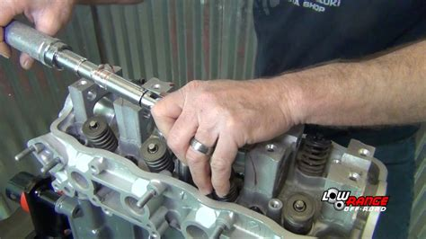 1 3 L Suzuki Engine How To Rebuild A 1 3l Suzuki Samurai Engine Part 5
