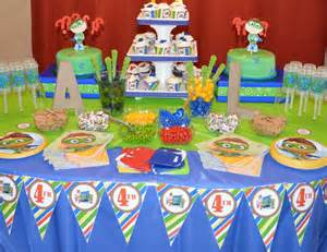 super birthday quot super 4th birthday twins quot catch party