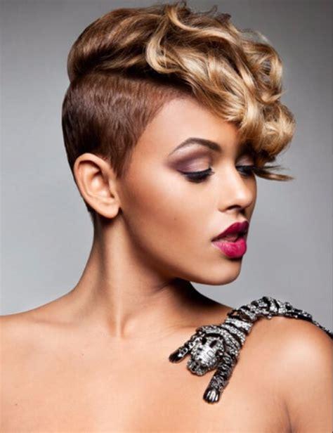 short black hairstyles shaved sides 70 short hairstyles for black women my new hairstyles