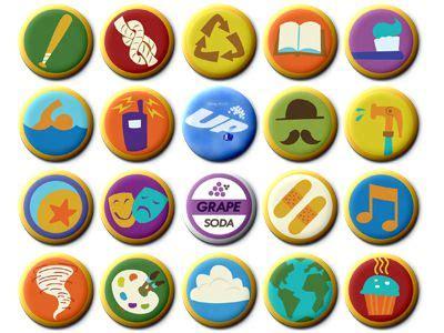 pixar  wilderness explorer badges pixar pinterest