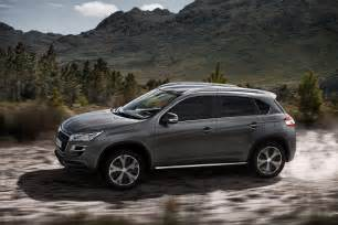 Peugeot 4008 Suv Peugeot 4008 Crossover Pictures And Details Autotribute