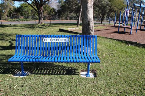bench buddy buddy or friendhip bench scully outdoor designs australia