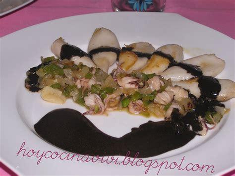 recetas de cocina de karlos argui ano por orden alfabetico hoy cocina vivi calamares en su tinta receta de karlos