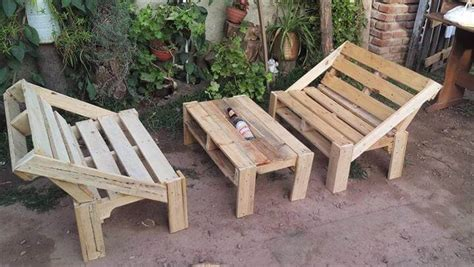 22 Cheap Easy Pallet Outdoor Furniture Diy To Make Pallets Outdoor Furniture