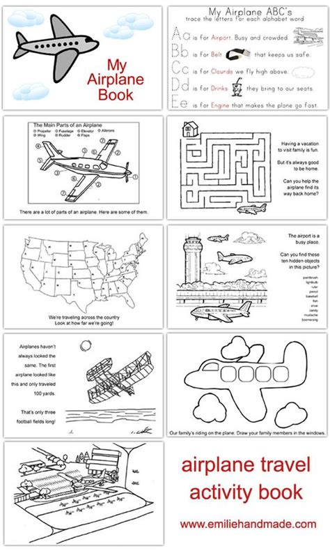 printable games to play on a plane pinterest the world s catalog of ideas