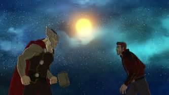 Gardenia Of The Galaxy Guardians Of The Galaxy Animated Series Recap Asgard War