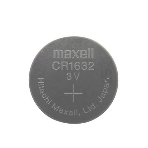 Baterai Jam Tangan Maxell jual maxell cr1632 baterai kancing 3 v harga