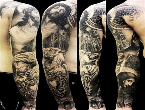 tattoo arm religious best christian tattoos download religious full sleeve