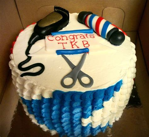 #Barber shop themed cake   My Cakes, Cupcakes and more