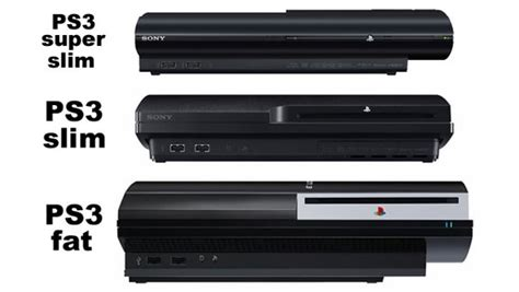 Ps 3 Slim Seri 2500a Hdd 500gb Model Cfw Ps4 I Ps3 Sony Szykuje Nowe Modele Newsy Gamedot Pl