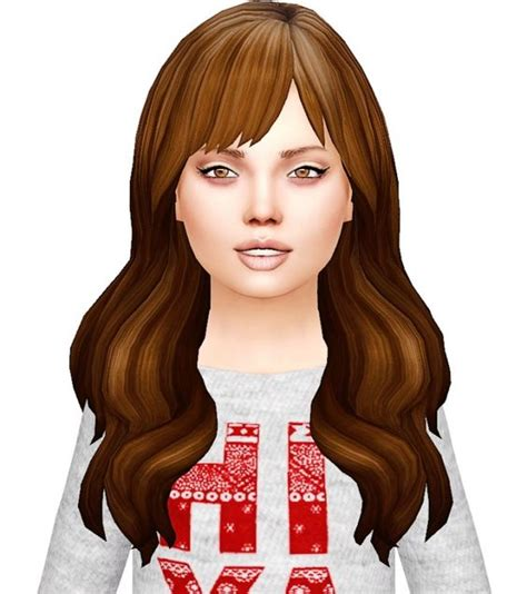 sims 4 popular custom content hair sims 4 updates simiracle hairstyles florence hair