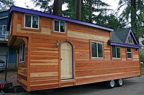 Apartment Balcony Awning Redwood Tiny House Tiny House Swoon