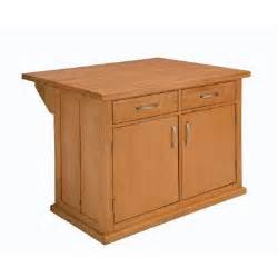 Home Depot Kitchen Islands by Home Styles Central Park Kitchen Island In Autumn Blush