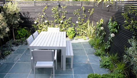designing a backyard small garden design garden club london