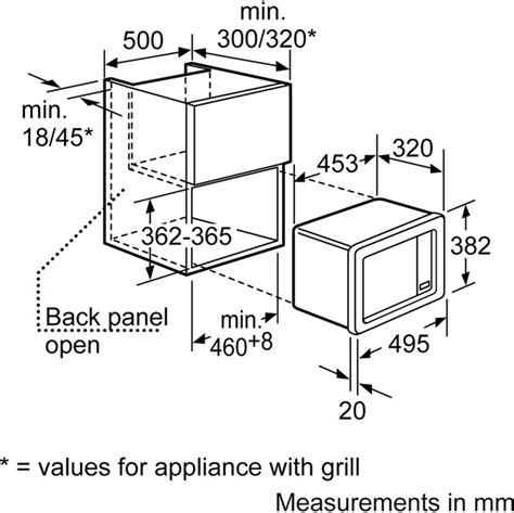 under cabinet microwave dimensions standard built in microwave dimensions bestmicrowave