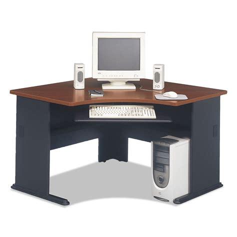 bush series a desk bbf series a corner office desk by bush furniture