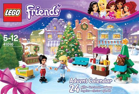 Friends Advent Calendar heartlake times spoiler alert 2013 lego friends advent