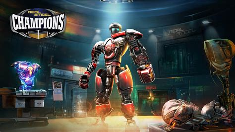real steel chions apk android boxing - Real Steel Boxing Apk