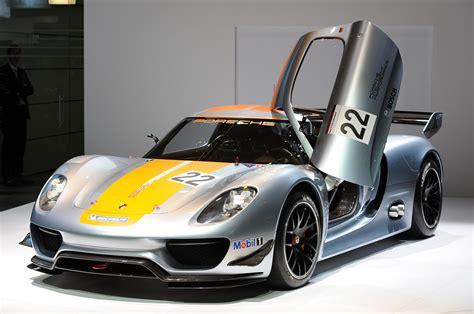 porsche 918 rsr binary porsche 918 rsr 767hp hybrid race car