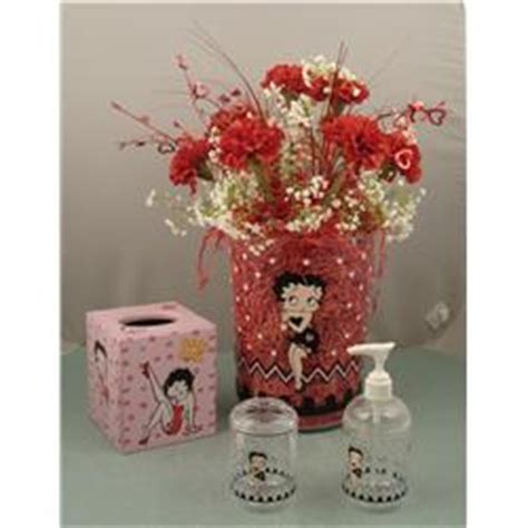 betty boop bathroom accessories betty boop bathroom accessories flower vase