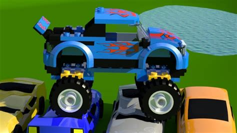 monster truck videos for kids youtube city monster trucks for children kids monster truck