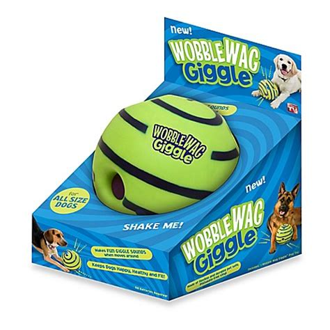 giggle for dogs wobble wag giggle bed bath beyond
