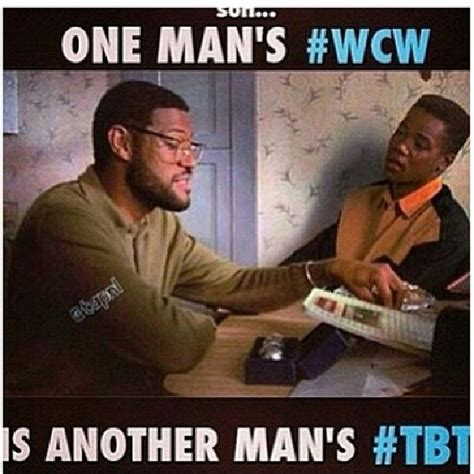 Wcw Meme - one mans wcw is another mans tbt pictures photos and