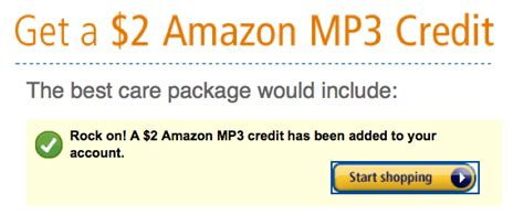 amazon mp3 downloads coupon free 2 mp3 credit mamas on a dime