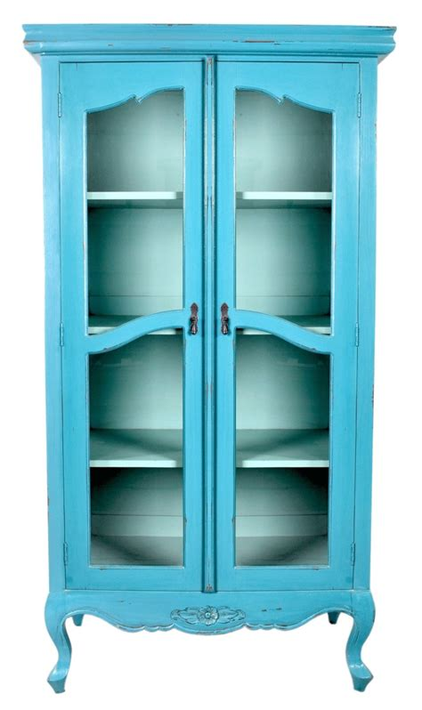 narrow cabinet with doors turquoise narrow cabinet with glass door in