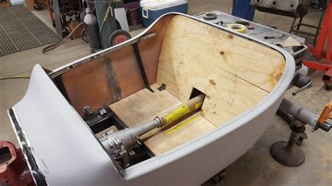 t bucket upholstery reinforcing fiberglass body t bucket by fox valley hot rods