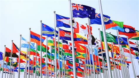 flags of the world desktop wallpaper 1366x768 country flags flags wallpapers and pictures