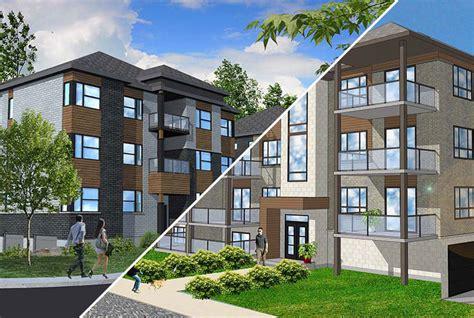 multiplex house bringing nature home