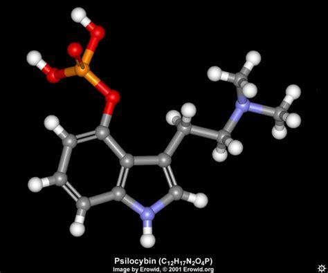 erowid plants vaults molecules psilocybin 3d