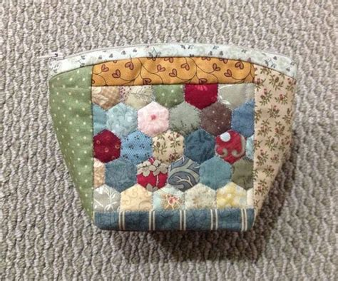 Patchwork Shops Nz - accessories sewing pouch the country yard