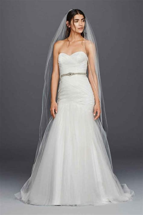Strapless White Wedding Dresses by The Best Strapless Wedding Dresses Everafterguide